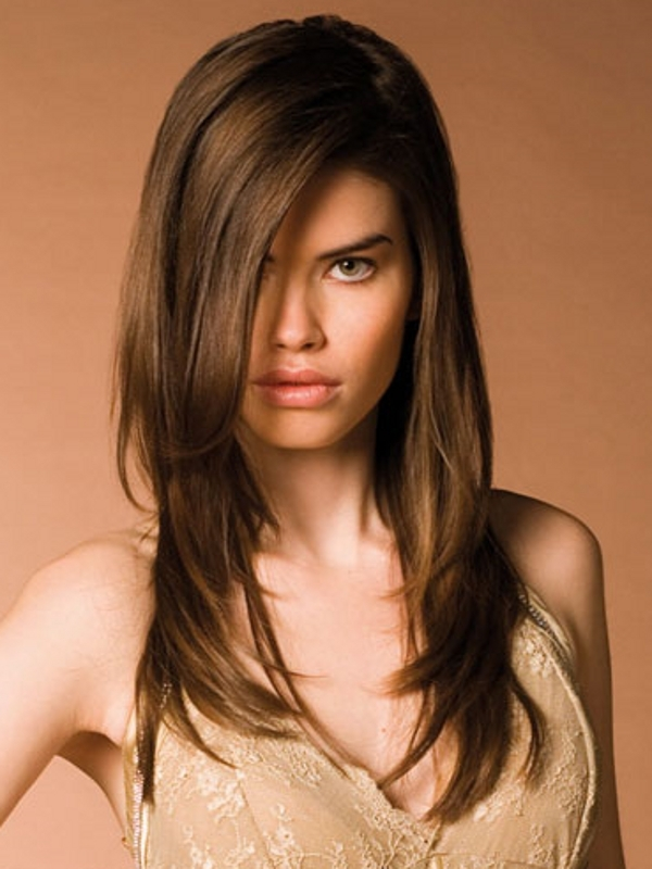 Hairstyles For Long Hair In Layers : Long Layered Hair Styles 2011