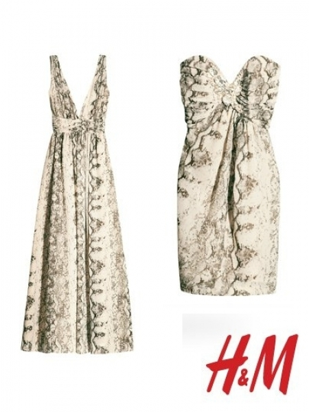 H&M By Night 2011 Collection