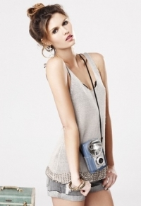 Rory Beca for Forever 21 Spring 2011 Lookbook