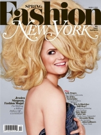 Jessica Simpson Covers New York Magazine