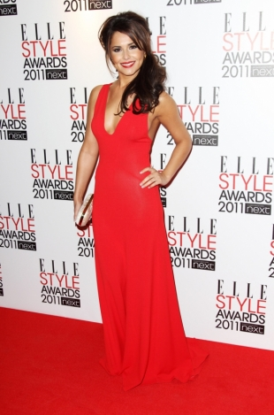 Cheryl Cole at Elle Style Awards 2011