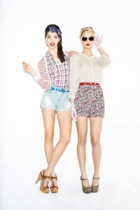 Forever 21 Spring 2011 Lookbook
