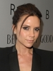 Victoria Beckham Travels With Her Crystals