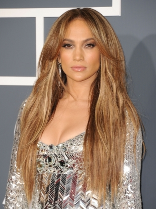 Jennifer Lopez 2011 Hairstyle