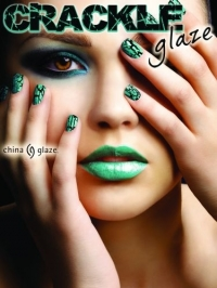 China Glaze Crackle Nail Polish Collection