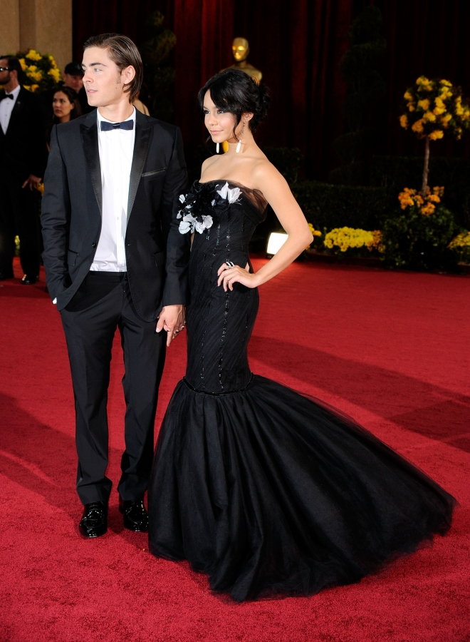 Vanessa Hudgens Chose Her Wedding Dress Designer