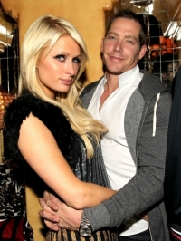 Paris Hilton and Cy Waits Shop for Engagement Rings