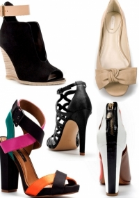 Zara Shoes Spring/Summer 2011