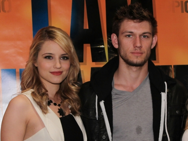 Dianna Agron and Alex Pettyfer Split
