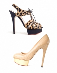 Charlotte Olympia Spring 2011 Shoe Collection
