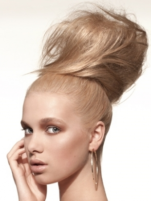 creative hair up styles stylish updo hairstyle ideas for 2011 4940 | updo by ishoka thumb