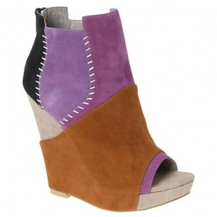 Aldo for Julian Louie Spring 2011 Wedges