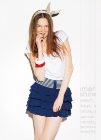 Bershka Spring 2011 Lookbook