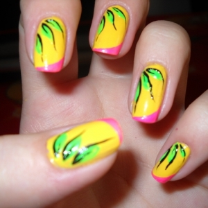 Nail Art Designs 2014 Tumblr Step By For Short Nails With Rhinestones Bows Acrylic Summber Ideas