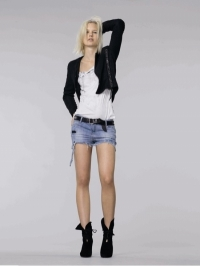 IRO Spring Summer 2011 Lookbook