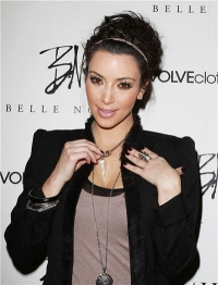 Kim Kardashian Belle Noel Jewelry Collection