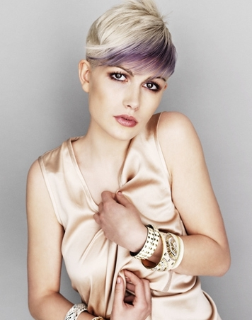 Cool Colored Hairstyles Ideasmark antoni
