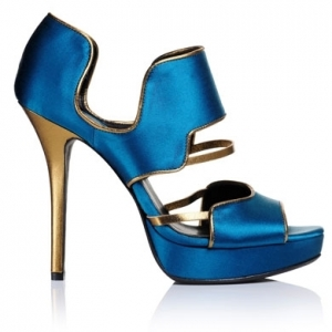 Kurt Geiger Spring Summer 2011 Shoes