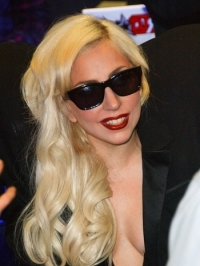 Lady Gaga Godmother of Elton John's Baby