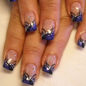 simple and cool nail art ideas 2011
