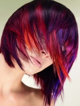 Super-Glam Hair Color Ideas