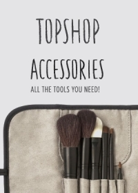 Topshop Makeup Accessories