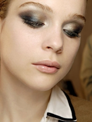 cool eye makeup styles. No makeup looks good with