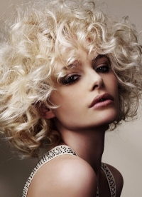 Haircuts for Curly Hair Types