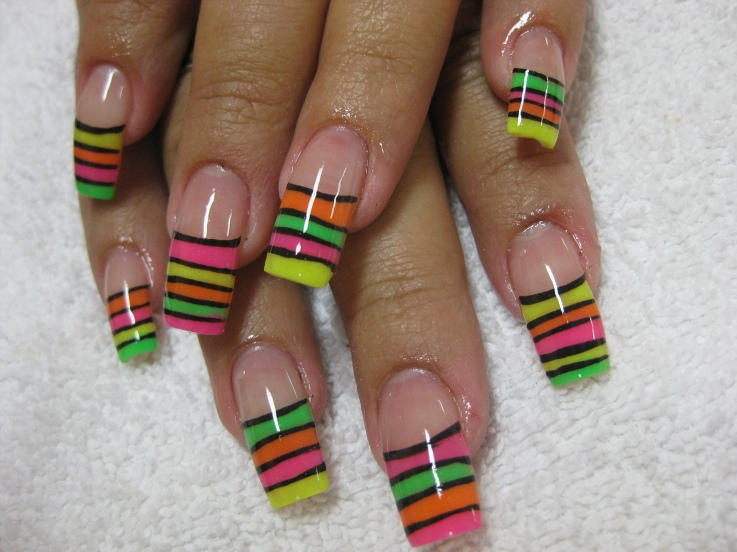 Dapper Nail Art Designs