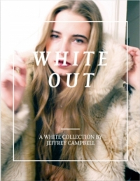 White Out Shoe Collection by Jeffrey Campbell