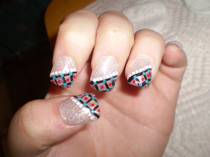 The Glamorous Fall nail designs cute Pics