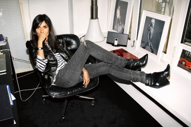 Emmanuelle Alt New Editor-in-Chief of Vogue Paris