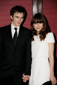 Keira Knightley and Rupert Friend Split