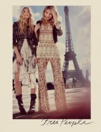Free People Spring 2011 Lookbook