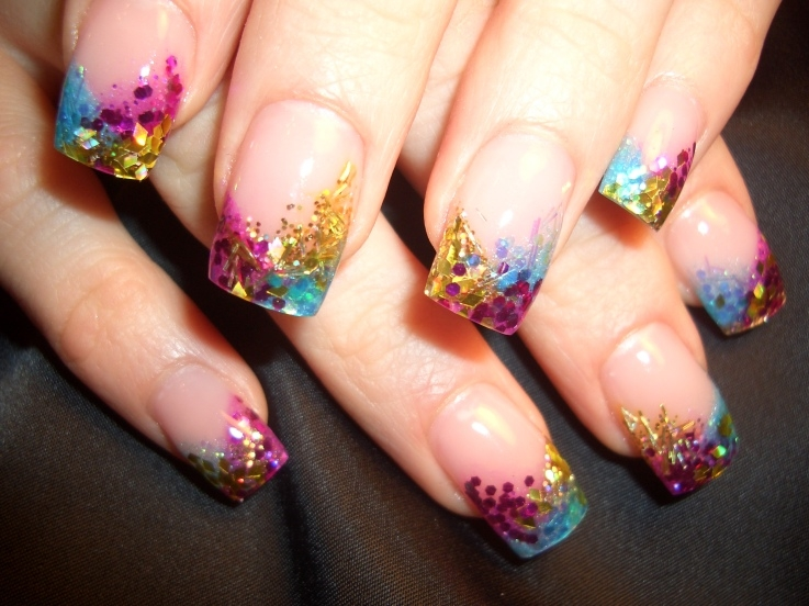 Nail Art Ideas: Gorgeous Nail Art Ideas 2011
