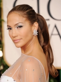 Celebrity Hairstyles at the 2011 Golden Globe Awards