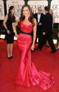 2011 Golden Globe Awards Red Carpet Fashion