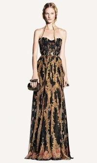 Alexander McQueen Spring 2011 Lookbook