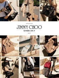 Jimmy Choo 24:7 Bags Collection