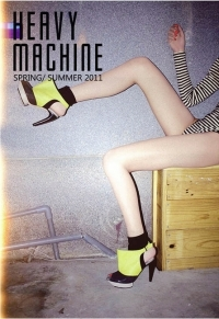 Heavy Machine Spring 2011 Shoes Lookbook