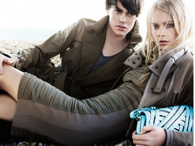 Burberry Spring Summer 2011 Ad Campaign