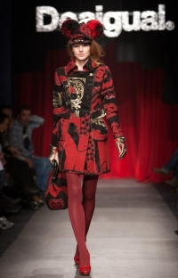 Christian Lacroix Designs for Desigual
