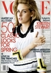 Kristen Stewart Covers Vogue US February 2011