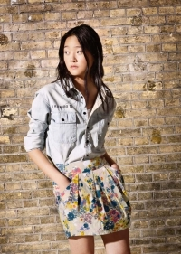 Tommy Hilfiger Spring 2011 Denim Lookbook