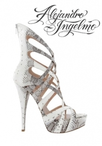 Alejandro Ingelmo Spring 2011 Shoes
