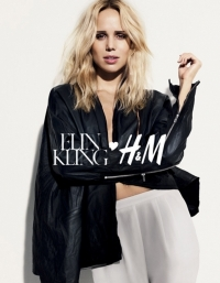Blogger Elin Kling for H&M Collection