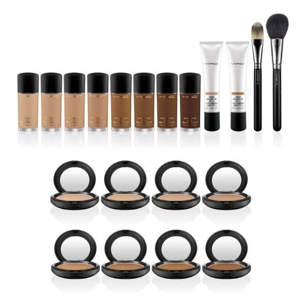 MAC Future Face Makeup Collection 2011