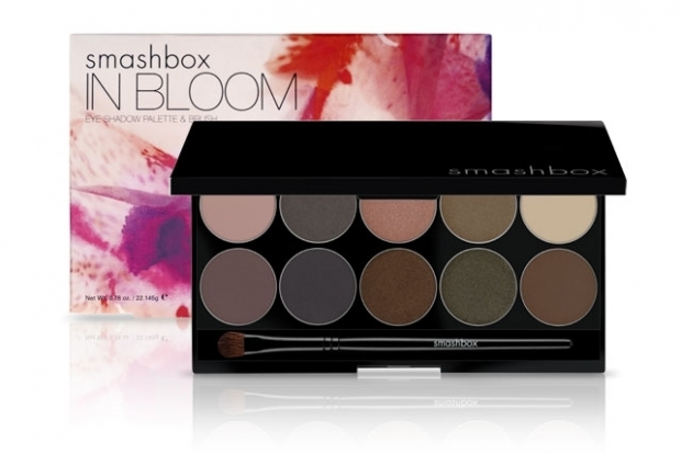 In Bloom Eye Shadow Palette and Brush