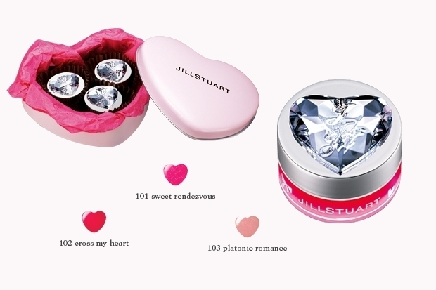 Jill Stuart Valentine Love Collection