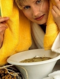 Homemade Steam Facials for Acne